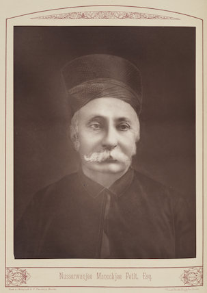 Nusserwanji Maneckji Petit