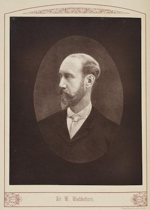 Sir William Wedderburn, 4th Bt