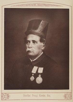 Dosabhai Framji Karaka