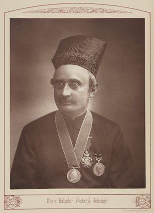 Pestanji Jehangir