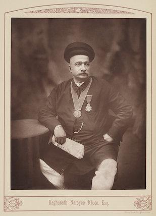 Raghunath Narayen Khote