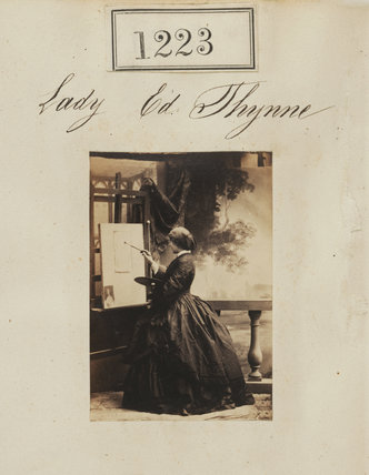 Lady Cecilia Anne Mary Thynne (née Gore)