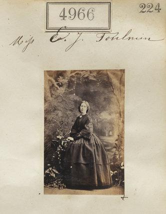 Eliza Josephine Murphy (née Toulmin)