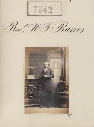 William Francis Rawes