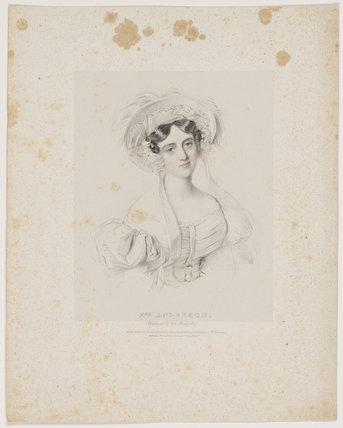 Lucy Anderson (née Philpot)
