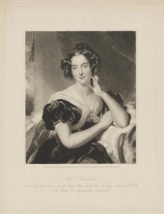 Julia Errington (née Macdonald)