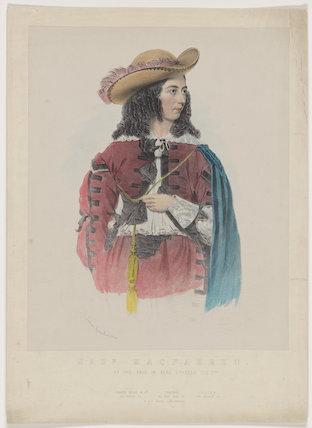 Clarina Thalia (née Andrae), Lady Macfarren