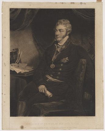 Sir James McGrigor, 1st Bt
