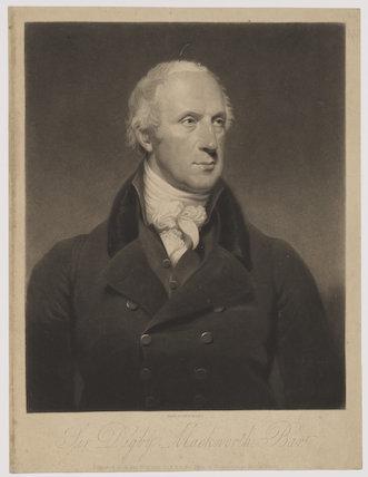 Sir Digby Mackworth, Bt