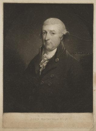 John Macmurdo
