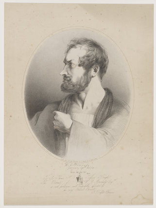 William Charles Macready as Werner