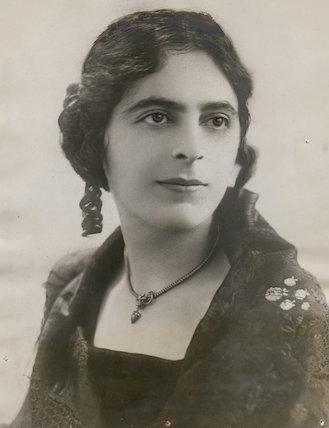 Charlotte Haldane (née Franken)