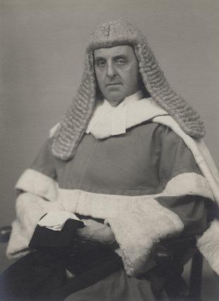 Sir Donald Leslie Finnemore
