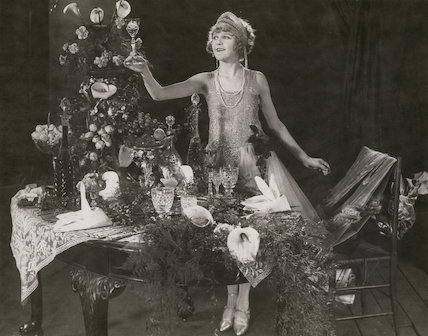 Betty Balfour in 'Love, Life and Laughter'