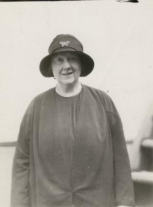 Marie Adelaide Elizabeth Renée Julia Belloc Lowndes (née Belloc)