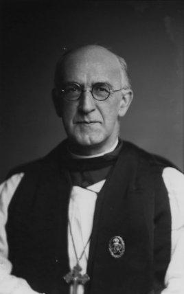 Geoffrey Francis Fisher, Baron Fisher of Lambeth