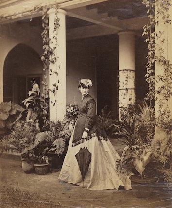Constance Ann (née L'Estrange), Lady Muncaster