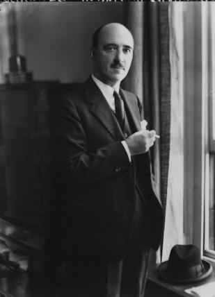 Henry Canova Vollam ('H.V.') Morton