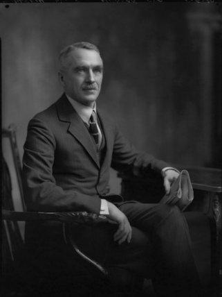 Sir (Walter) Frank Hudson