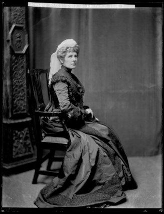 Hariot Georgina (née Rowan-Hamilton), Marchioness of Dufferin and Ava