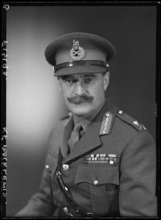 Kenneth Frank Mackay Lewis