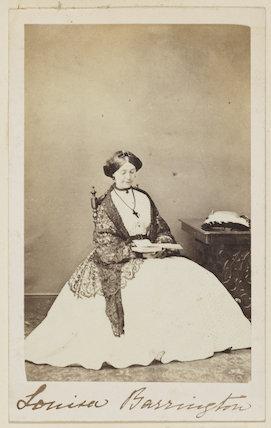 Louisa (née Higgins), Viscountess Barrington