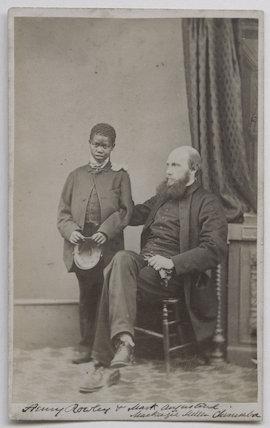 Chirumba (Mark Augustine Mackenzie Meller); Henry Rowley