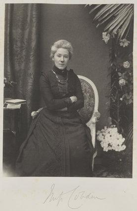 (Emma) Jane Catherine Cobden Unwin