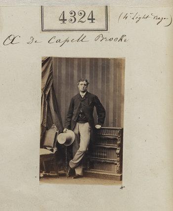 Arthur Watson de Capell-Brooke