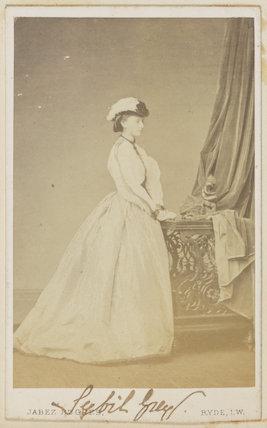 Sybil Mary (née Grey), Duchess of St Albans