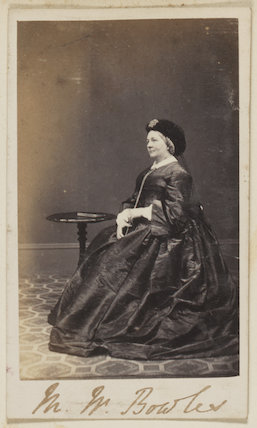 Mary Wintle Bowles (née Gilbert)