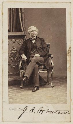 John Alves Arbuthnot