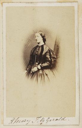 Henrietta Mary Fitzgerald (née Chester)