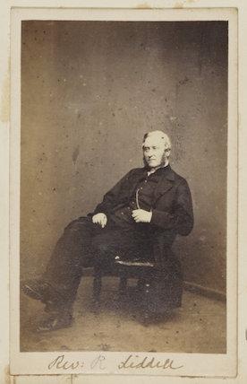 Robert Liddell