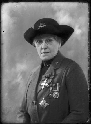 Dame Joanna Margaret Cruickshank