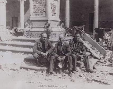Richarg Massock; James Abbe; Reynolds Packard