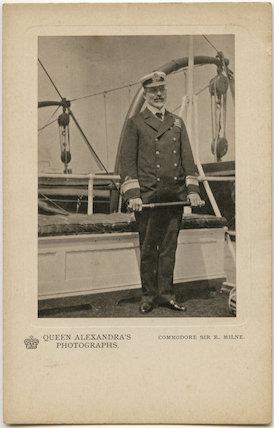 Sir (Archibald) Berkeley Milne, 2nd Bt