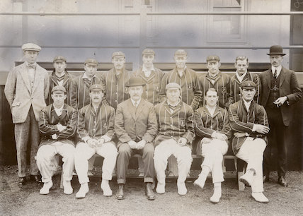 'South African Cricketers'