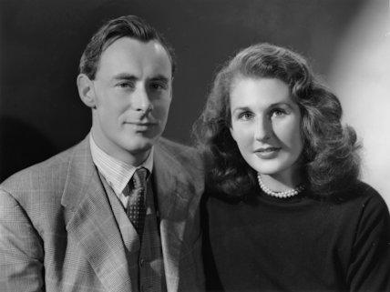Sir Stephen Lewis Edmonstone Hastings; Harriet Mary Elisabeth Hastings (née Tomlin)