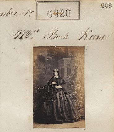 Edith Alice Ruck Keene (née Berners)