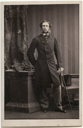 George William de Yarburgh-Bateson, 2nd Baron Deramore
