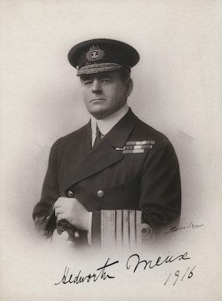 Sir Hedworth Meux (né Lambton)