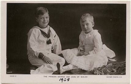 Prince George, Duke of Kent; Prince John