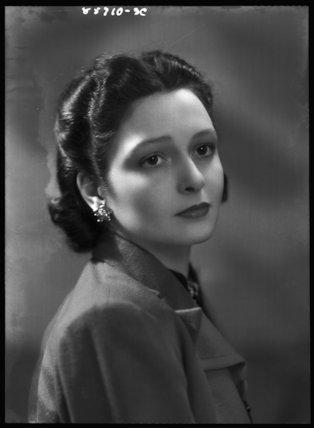 Lady Elizabeth Hester Mary von Hofmannsthal (née Paget)