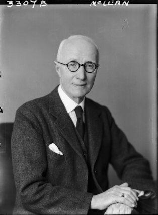 Sir William Hannah McLean