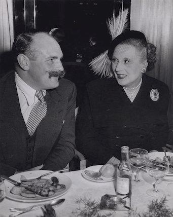 Jimmy Edwards; Dame Barbara Hamilton Cartland