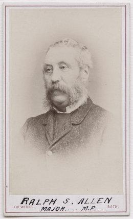 Ralph Shuttleworth Allen