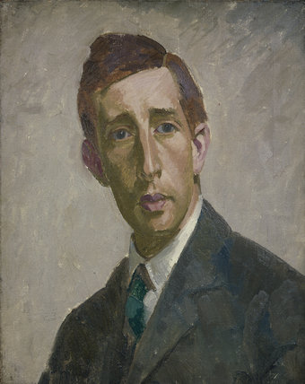 Leonard Woolf by Henry Lamb, 1912 (Private Collection) Virginia Woolf: Art, Life and Vision, 10 July - 26 October 2014