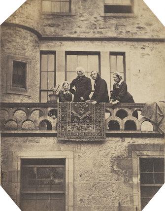 Group at Balcarres