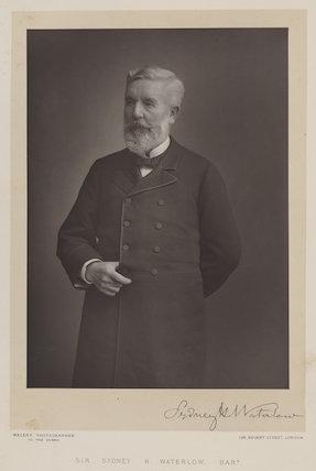 Sir Sydney Hedley Waterlow, 1st Bt